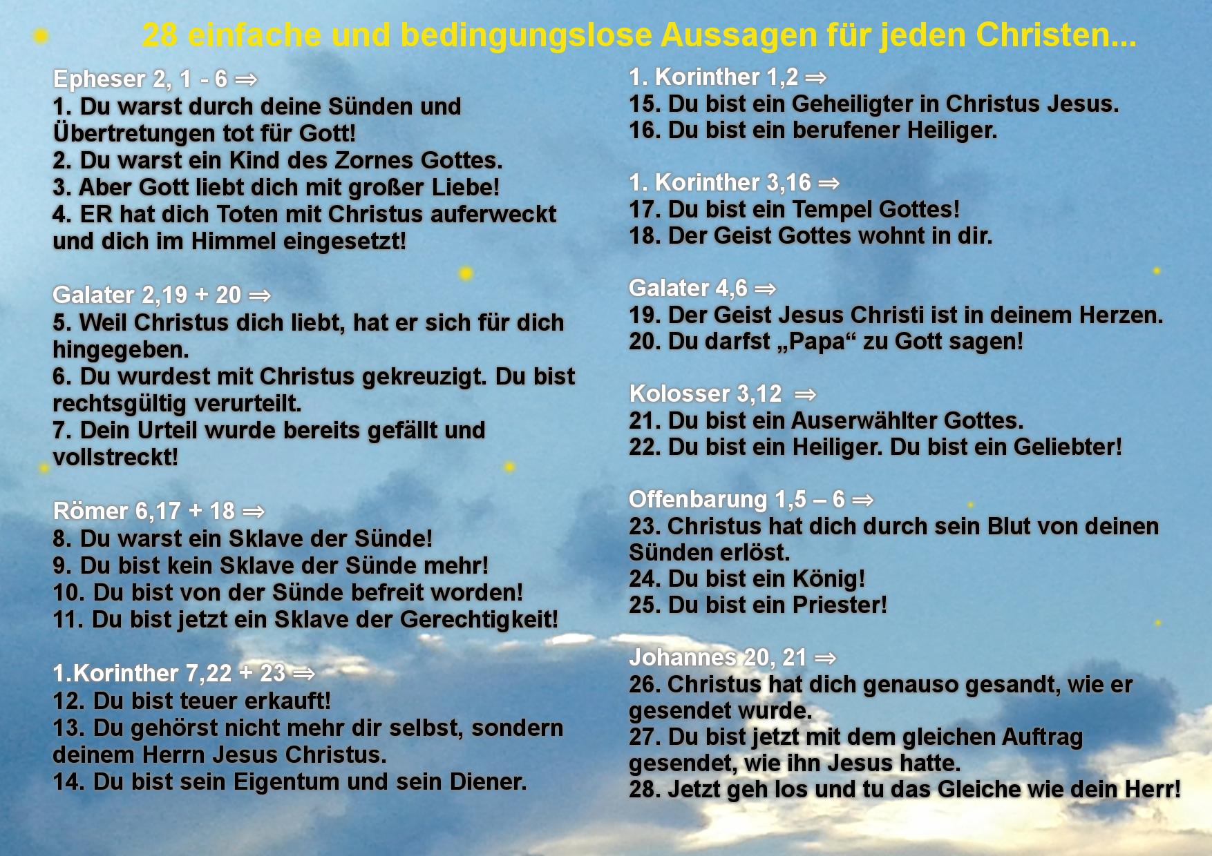 28SchlussfolgerungenFuerJedenChristen